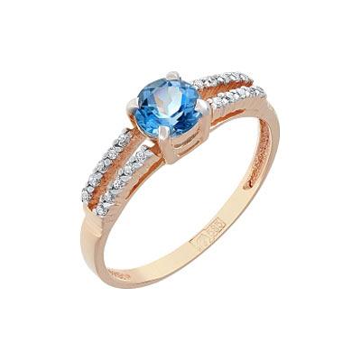 Золотое кольцо Ювелирное изделие 113329