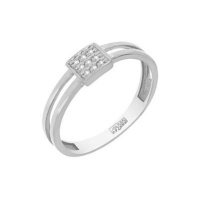 Золотое кольцо Ювелирное изделие 113475 кольцо алмаз холдинг женское золотое кольцо с бриллиантами и рубином alm13237661 19