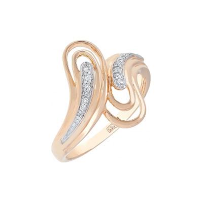 Золотое кольцо Ювелирное изделие 113710