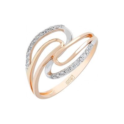 Золотое кольцо Ювелирное изделие 113715