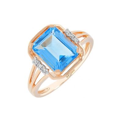 Золотое кольцо Ювелирное изделие 113754