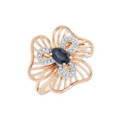 Золотое кольцо Ювелирное изделие 113764