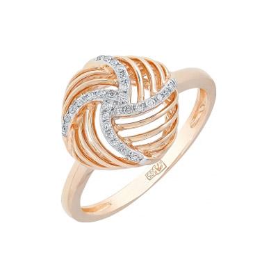 Золотое кольцо Ювелирное изделие 113765