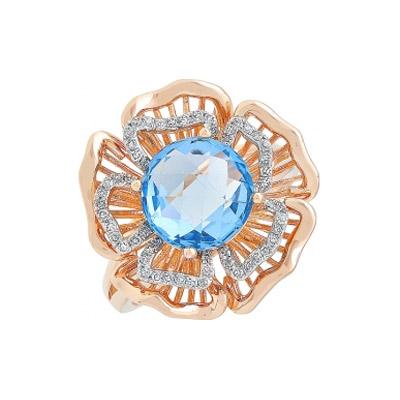 Золотое кольцо Ювелирное изделие 113775