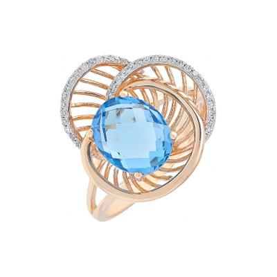 Золотое кольцо Ювелирное изделие 113777