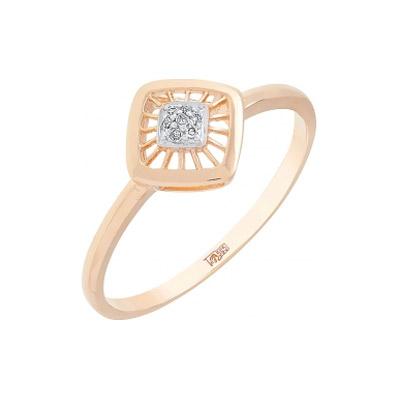 Золотое кольцо Ювелирное изделие 113780