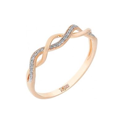 Золотое кольцо Ювелирное изделие 113788