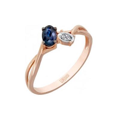 Золотое кольцо Ювелирное изделие 113850