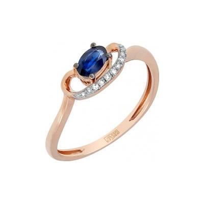 Золотое кольцо Ювелирное изделие 113866