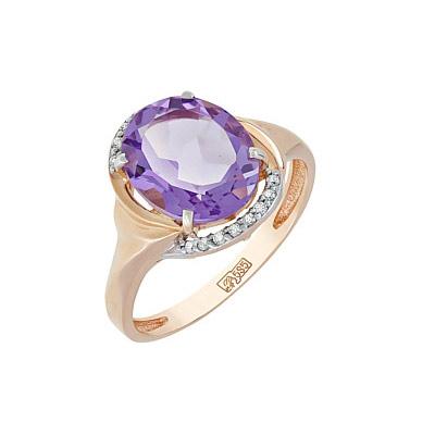 Золотое кольцо Ювелирное изделие 114031