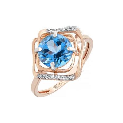 Золотое кольцо Ювелирное изделие 114055