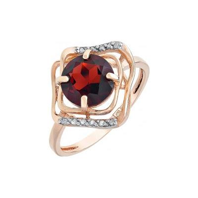 Золотое кольцо Ювелирное изделие 114085