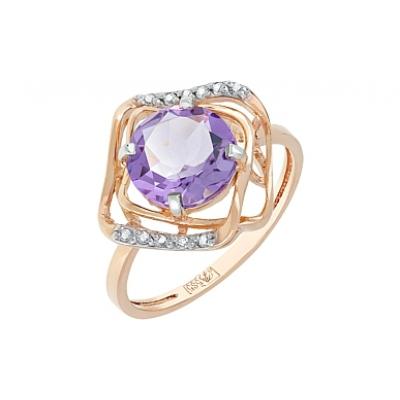 Золотое кольцо Ювелирное изделие 114086