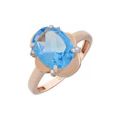 Золотое кольцо Ювелирное изделие 114380