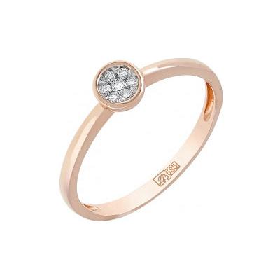 Золотое кольцо Ювелирное изделие 114513