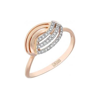 Золотое кольцо Ювелирное изделие 114899