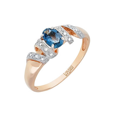 Золотое кольцо Ювелирное изделие 115370