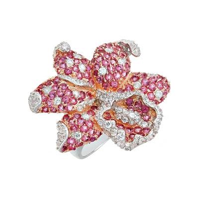 Серебряное кольцо Ювелирное изделие 115644