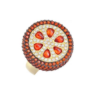 Серебряное кольцо Ювелирное изделие 115645