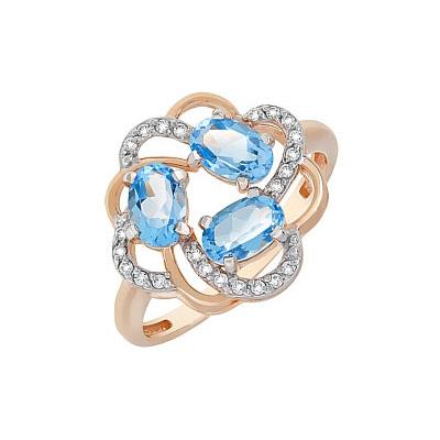 Золотое кольцо Ювелирное изделие 116255