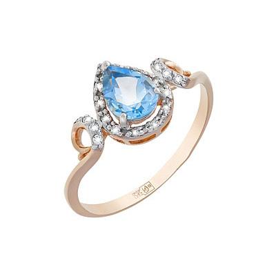 Золотое кольцо Ювелирное изделие 116256