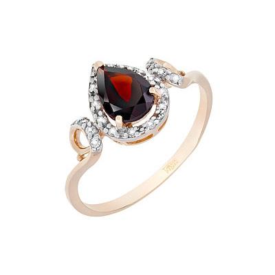 Золотое кольцо Ювелирное изделие 116492