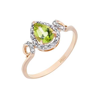 Золотое кольцо Ювелирное изделие 116493