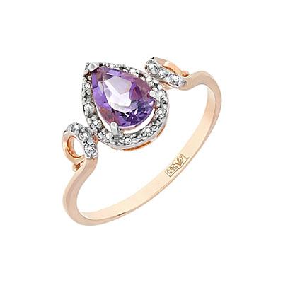 Золотое кольцо Ювелирное изделие 116496