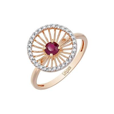 Золотое кольцо Ювелирное изделие 117361