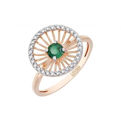 Золотое кольцо Ювелирное изделие 117362