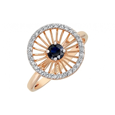 Золотое кольцо Ювелирное изделие 117412