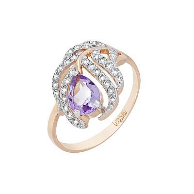 Золотое кольцо Ювелирное изделие 117474
