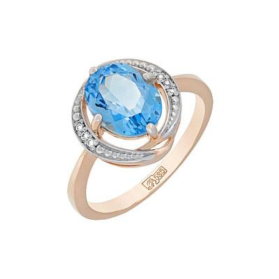 Золотое кольцо Ювелирное изделие 117547