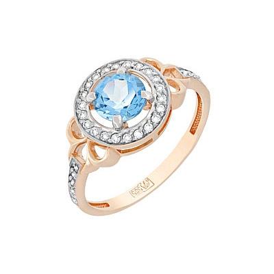 Золотое кольцо Ювелирное изделие 117549