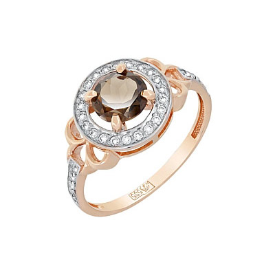 Золотое кольцо Ювелирное изделие 117566