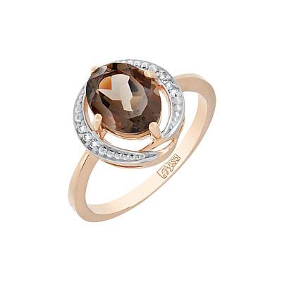 Золотое кольцо Ювелирное изделие 117567