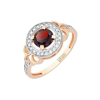 Золотое кольцо Ювелирное изделие 117581