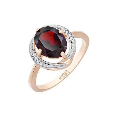 Золотое кольцо Ювелирное изделие 117582