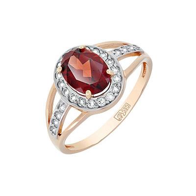 Золотое кольцо Ювелирное изделие 117589