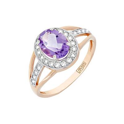 Золотое кольцо Ювелирное изделие 117590