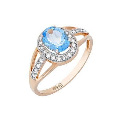Золотое кольцо Ювелирное изделие 117592
