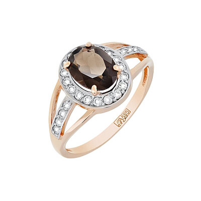 Золотое кольцо Ювелирное изделие 117594