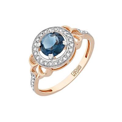 Золотое кольцо Ювелирное изделие 117606