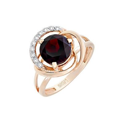 Золотое кольцо Ювелирное изделие 117678