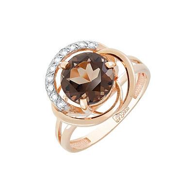 Золотое кольцо Ювелирное изделие 117684