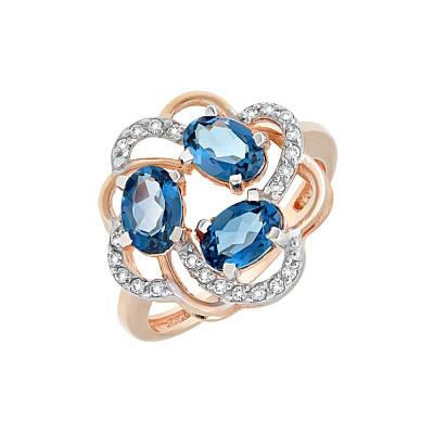 Золотое кольцо Ювелирное изделие 117763
