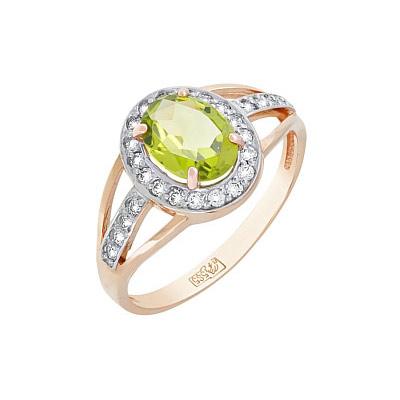 Золотое кольцо Ювелирное изделие 117814