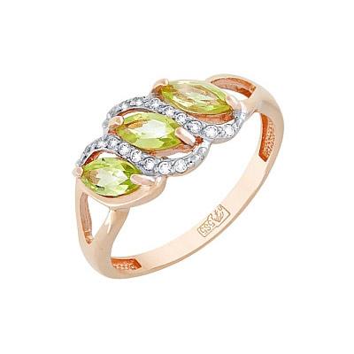 Золотое кольцо Ювелирное изделие 117968