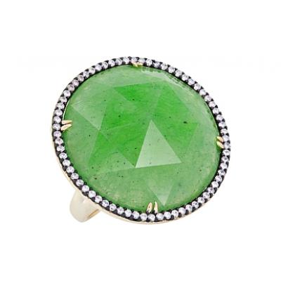 Серебряное кольцо Ювелирное изделие 118122