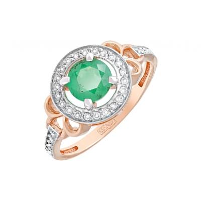 Золотое кольцо Ювелирное изделие 118180